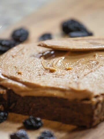 Maple-Coconut Homemade Peanut Butter