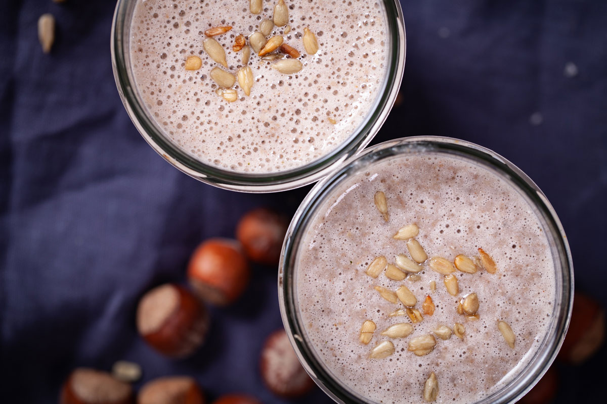 The Perfect Protein Smoothie to Boost Energy and Digestive Health