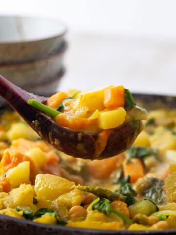 ONE HEARTY VEGETABLE STEW RECIPE