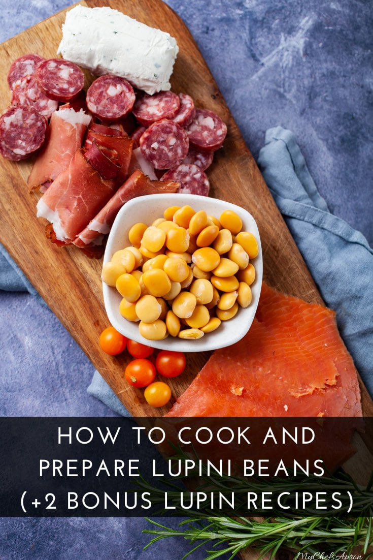 Lupini Beans Recipes