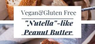 "Creamy 'Nutella""-like Peanut butter"